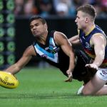 Adelaide Crows, Jake Neade, Port Adelaide, Rory Laird