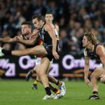 Adelaide Crows, Brad Crouch, Karl Amon, Port Adelaide, Rory Sloane