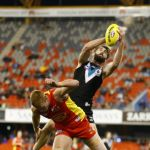 Justin Westhoff, Port Adelaide Power