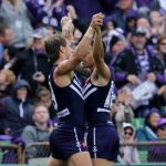 Fremantle, Matt de Boer, Michael Walters