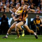 Corey Enright, Geelong Cats, Hawthorn, Liam Shiels