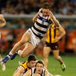 Geelong Cats, Hawthorn, Liam Shiels, Lincoln McCarthy, Mitch Duncan
