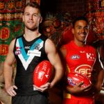 Gold Coast Suns, Port Adelaide, Robbie Gray, Touk Miller