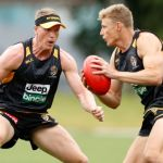 Josh Caddy, Richmond, Taylor Hunt