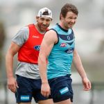 Corey Enright, Geelong Cats, Patrick Dangerfield