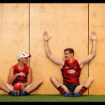 Essendon, James Kelly, Joe Daniher
