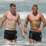 Brandon Ellis, Josh Caddy, Richmond