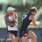 Jack Viney, Nathan Jones