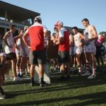 AFL 2017 Training - Sydney Intra Club Match