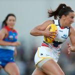 Adelaide Crows, Jessica Sedunary