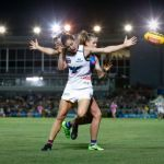 Adelaide Crows, Angela Foley, Katie Brennan, Western Bulldogs