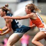 Carlton, GWS Giants, Jessica Kennedy, Maddy Collier
