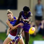 Akec Makur Chuot, Brisbane Lions, Fremantle, Kate McCarthy