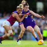 Brisbane Lions, Fremantle, Kara Donnellan, Megan Hunt