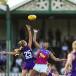 Brisbane Lions, Fremantle, Kelly Clinch, Sabrina Frederick-Traub