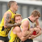 Dustin Martin, Jacob Townsend
