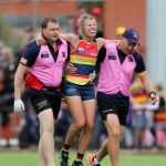 Adelaide Crows, Kellie Gibson