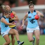 Adelaide Crows, Brianna Davey, Carlton, Erin Phillips