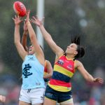 Adelaide Crows, Carlton, Jessica Sedunary, Rebecca Privitelli