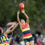 Adelaide Crows, Bianca Jakobsson, Carlton, Chelsea Randall, Stevie-Lee Thompson