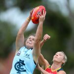 Adelaide Crows, Bella Ayre, Carlton, Talia Radan
