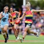 Adelaide Crows, Carlton, Erin Phillips, Lauren Arnell