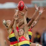 Adelaide Crows, Ebony Marinoff, Erin Phillips, Jenna McCormick