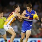 Brisbane Lions, Dale Morris, Jacob Allison, Western Bulldogs