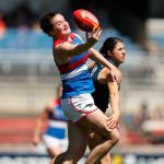 Carlton, Meghan McDonald, Rebecca Privitelli, Western Bulldogs