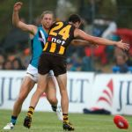 Aaron Young, Ben Stratton, Hawthorn, Port Adelaide