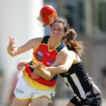 Adelaide Crows, Alicia Eva, Collingwood, Rachael Killian