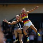 Adelaide Crows, Caitlyn Edwards, Collingwood, Dayna Cox