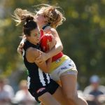 Adelaide Crows, Collingwood, Georgia Bevan, Stephanie Chiocci
