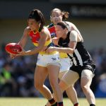 Adelaide Crows, Collingwood, Jessica Sedunary, Stacey Livingstone