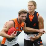 Dawson Simpson, GWS Giants