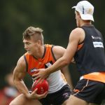 Adam Tomlinson, GWS Giants