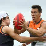 Dylan Shiel, GWS Giants