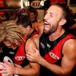 Cale Hooker, Dyson Heppell, Essendon