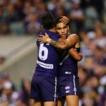 Danyle Pearce, Fremantle, Michael Walters