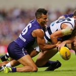 Danyle Pearce, Fremantle, Geelong, Jonathon Griffin, Tom Ruggles