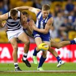 Geelong Cats, Jack Ziebell, Kayne Turner, Mitch Duncan, North Melbourne