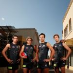 Caleb Marchbank, Carlton, Charlie Curnow, Jack Silvagni, Jacob Weitering