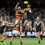Adelaide Crows, Paddy Ryder, Port Adelaide, Sam Jacobs