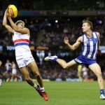 Jason Johannisen, Kayne Turner, North Melbourne, Western Bulldogs