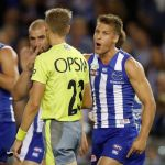 Andrew Swallow, North Melbourne, Robert Findlay