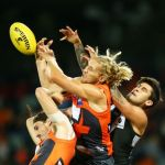 Chad Wingard, GWS Giants, Nick Haynes, Phil Davis, Port Adelaide