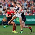 Christian Petracca, Clayton Oliver, Fremantle, Melbourne, Nat Fyfe