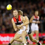 Collingwood, David Armitage, Josh Smith, St Kilda