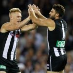 Adam Treloar, Alex Fasolo, Collingwood