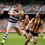 Geelong Cats, Hawthorn, Luke Breust, Mark Blicavs